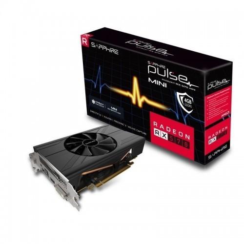 Sapphire RX 570 ITX 4GB DDR5