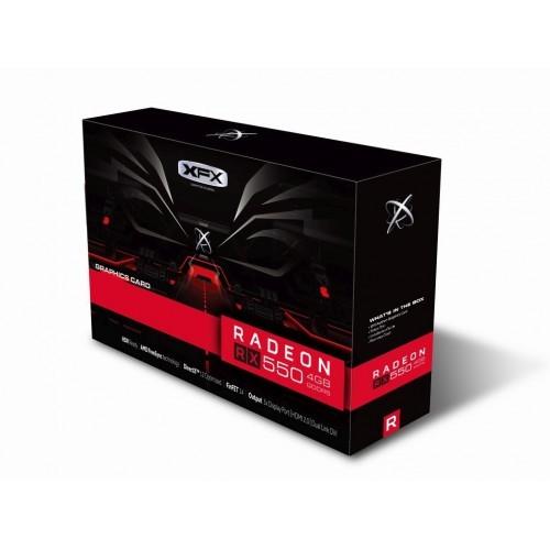 XFX RX 550 2GB DDR5