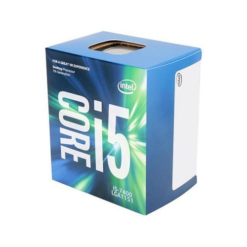 Procesador Intel Core i5 7400