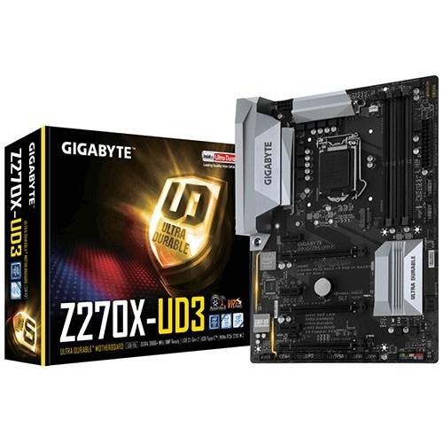 Board Gigabyte Z270X-UD3