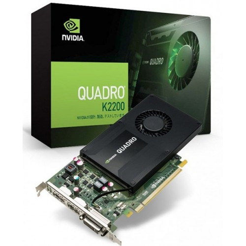 Tarjeta Grafica Quadro VCQ K2200 4GB
