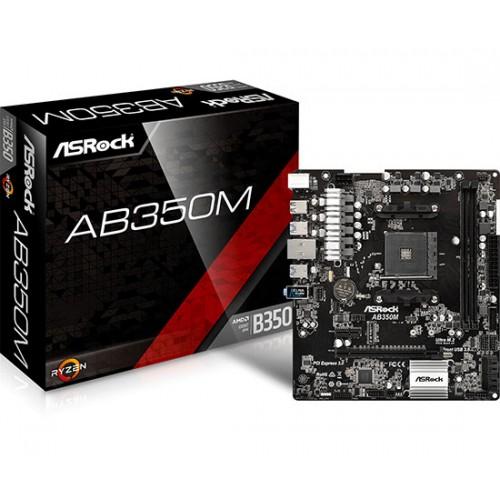 Asrock AMD AB350M