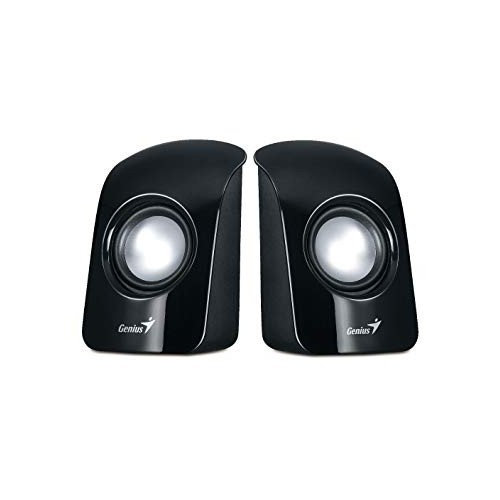 Speakers SP-U115 1.5 USB Negro