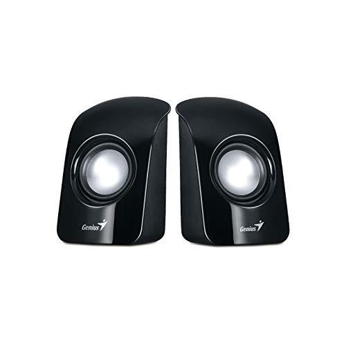 Speakers SP-U115 1.5 USB Negro