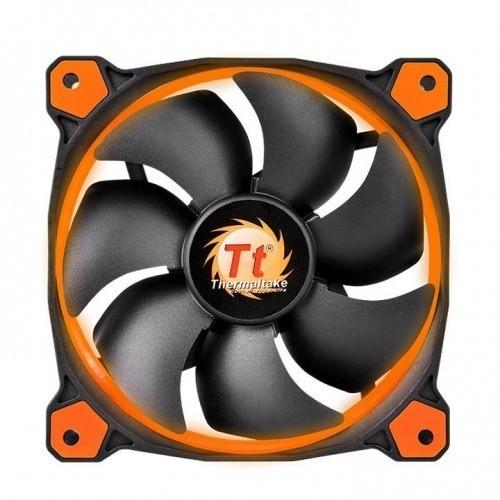 Ventilador Thermaltake CL-F038 Naranja