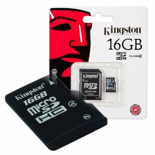 Micro SD 16 GB Kingston
