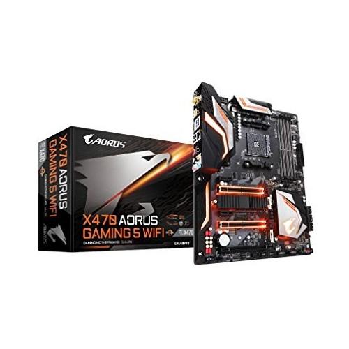 Board Gigabyte X470 Aorus Gaming 5 WIFI