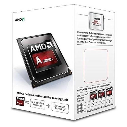 Procesador Amd A4-6300