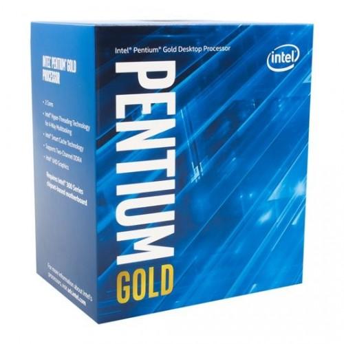 Procesador Intel Pentium Gold G5400